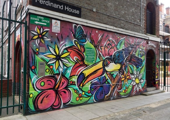 London Graffiti Camden