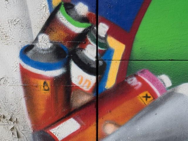 Graffiti Gießen