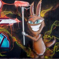 Frankfurt – Graffiti am Ratswegkreisel (74) November, Part 2, 2016