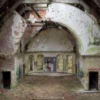 Ruheorte – Kirche im Wald (Lost Places/Urbex) - Repurpose