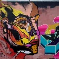 Frankfurt – Graffiti am Ratswegkreisel (81) – 05/2017