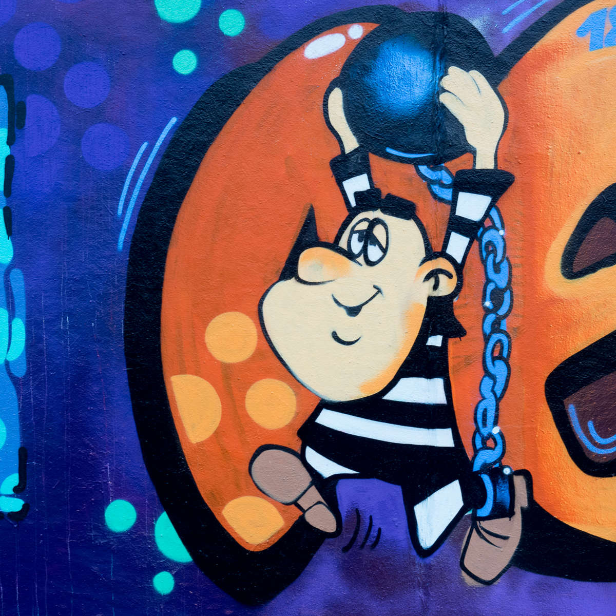Frankfurt – Graffiti am Ratswegkreisel (89) – AETS Special