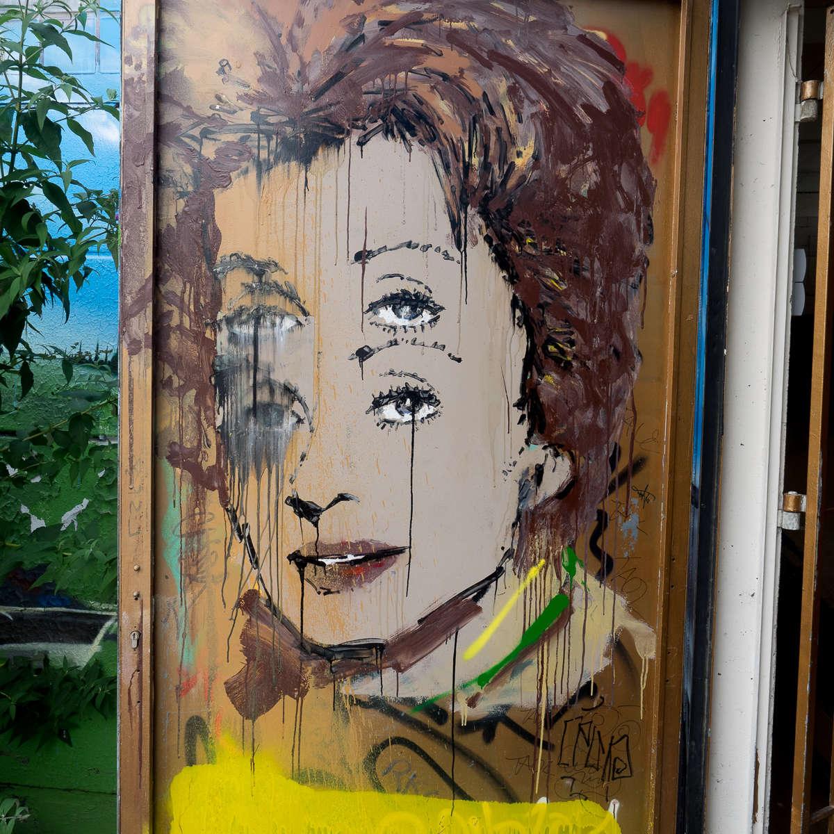 Street Art von YOR7 am Schlachthof Wiesbaden (Update 10/2018) 20 Bilder