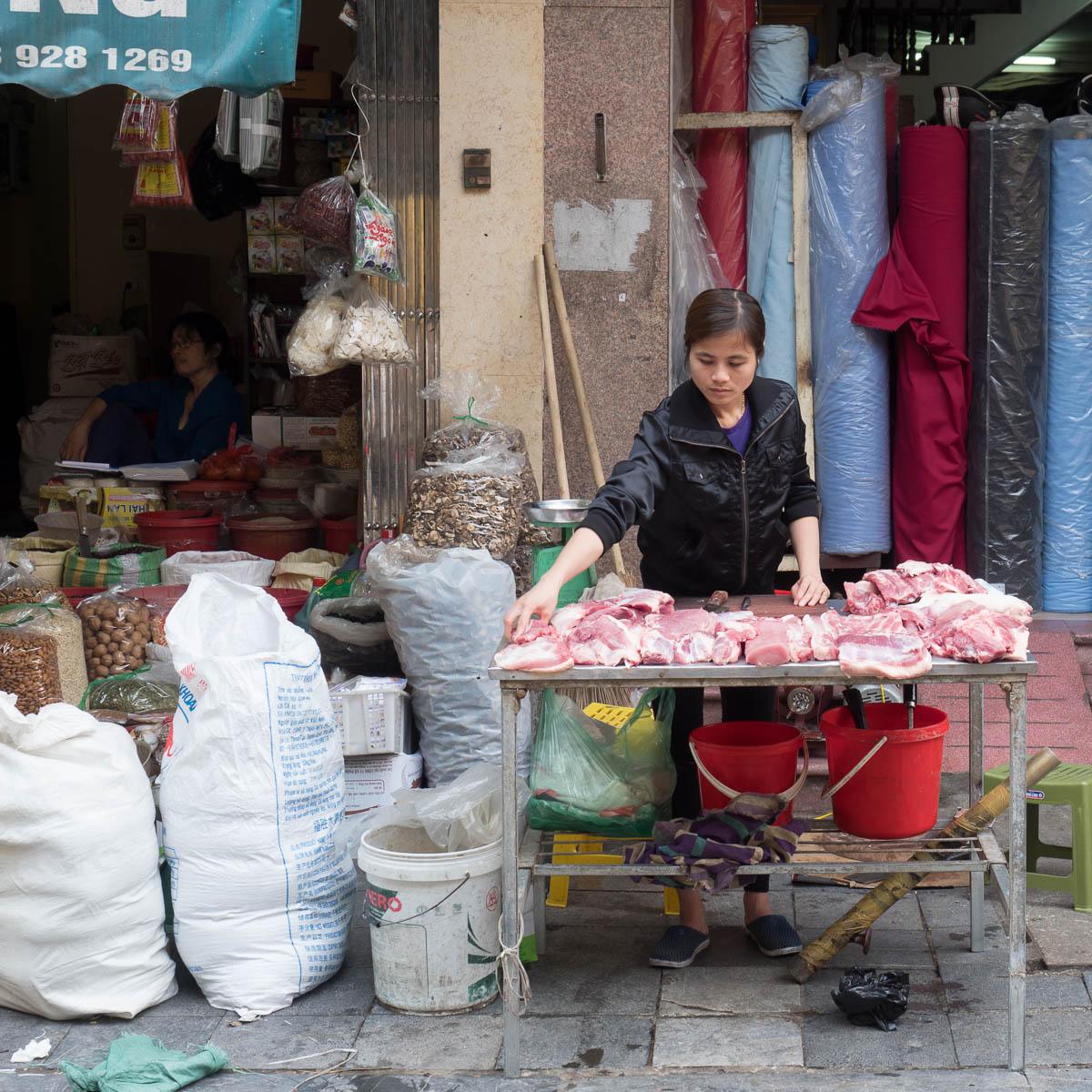 Reise durch Asien 2019 #11 Hanoi
