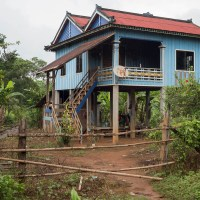 Reise durch Asien 2019 #24 Chi Phat in den Cardamon Mountains (Kambodscha)