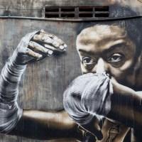 Reise durch Asien 2019 #27 Street Art von Eddie Colla in Phnom Penh
