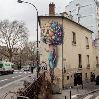 Graffiti & Street Art in Paris 2020 (Part 1/4)