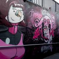 Walldorf Jam 2020 - Graffiti am Bahnhof