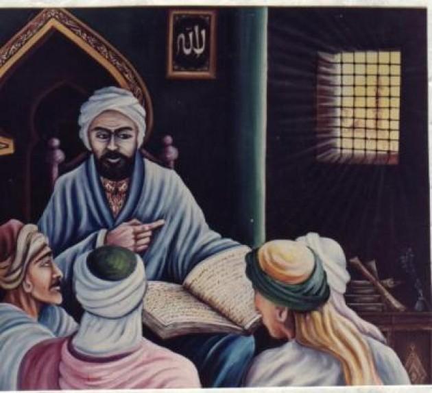 Biografi abdurrahman bin al-mahdi