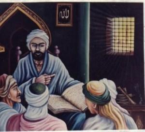 Biografi abdurrahman bin al mahdi