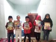 Tebar Buku Cerita Islami ke Pelosok Negeri