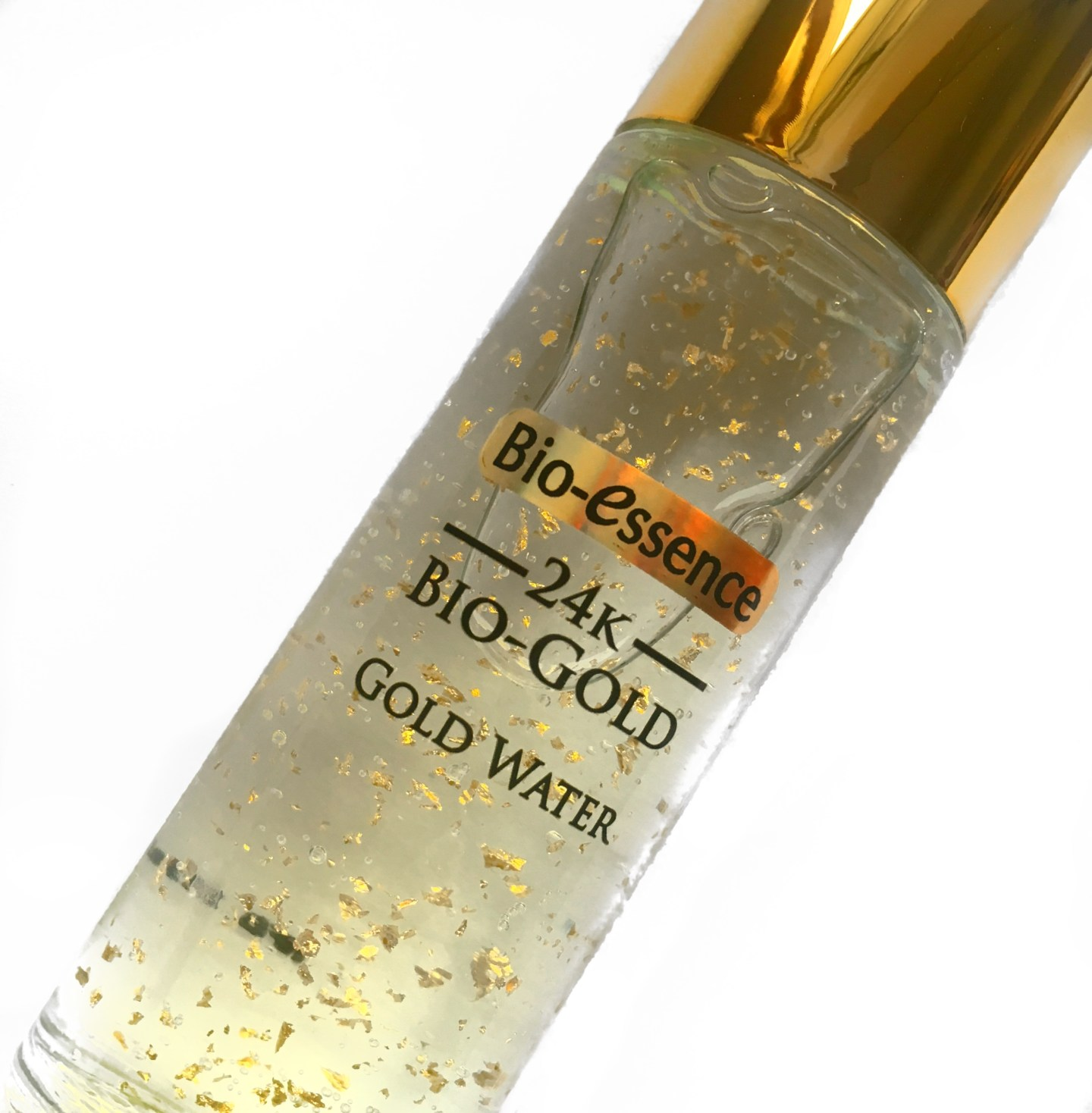 bioessence gold water luxury beauty review