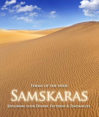 Dosha Samskaras