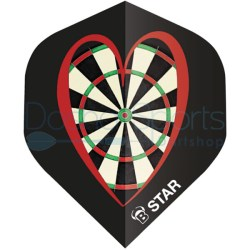 Bulls Germany 5Star 51806 Dartbord hart