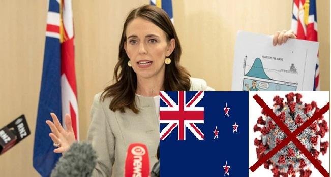 যেভাবে করোনা মুক্ত দেশ হল নিউজিল্যান্ড
