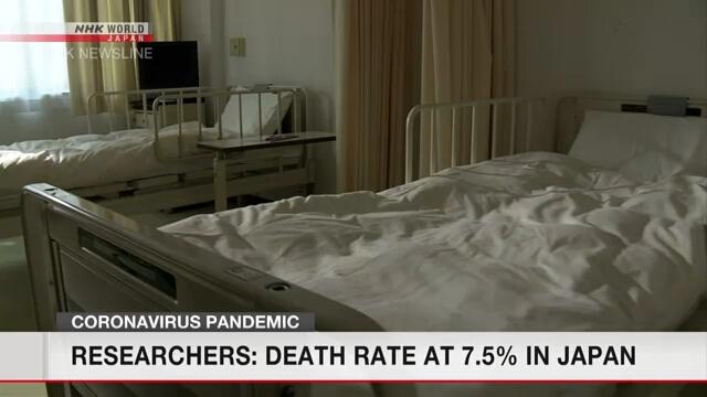জাপানে করোনাভাইরাসে আক্রান্ত হয়ে মৃত্যুর হার অল্প: বিশ্লেষণ