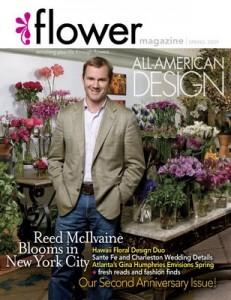 reviste despre flori - america