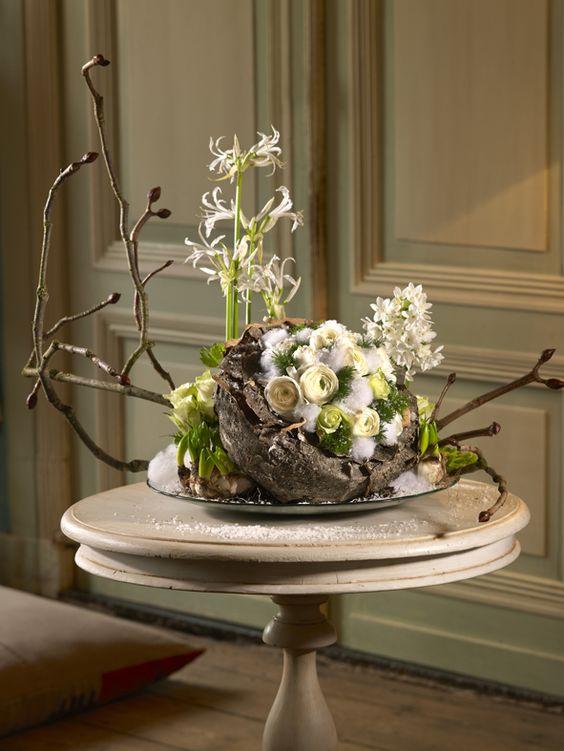 flori de paste aranjament