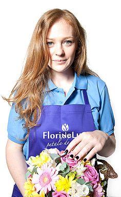 florist, cum poti deveni un florist