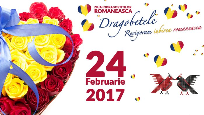 traditii flori de dragobete, revigoram dragostea romaneasca, ziua indragostitilor dragobete