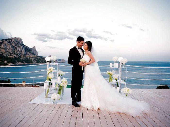 Свадьба в необычном месте: что выбрать?