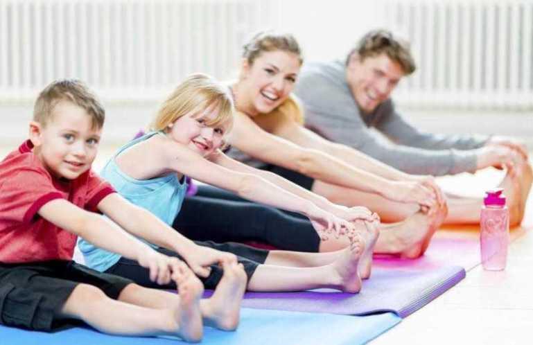 Физическое воспитание дошкольников