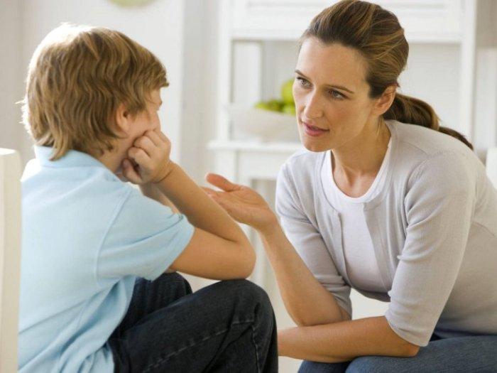 Как научить ребёнка уважать родителей