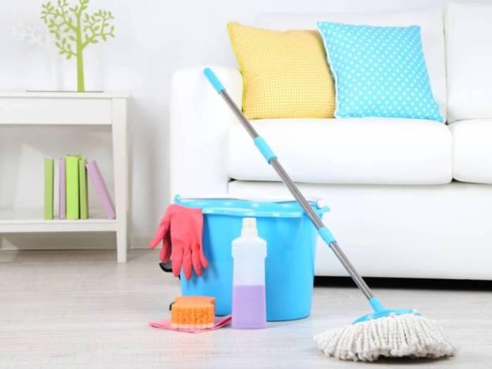 Вред тщательной уборки