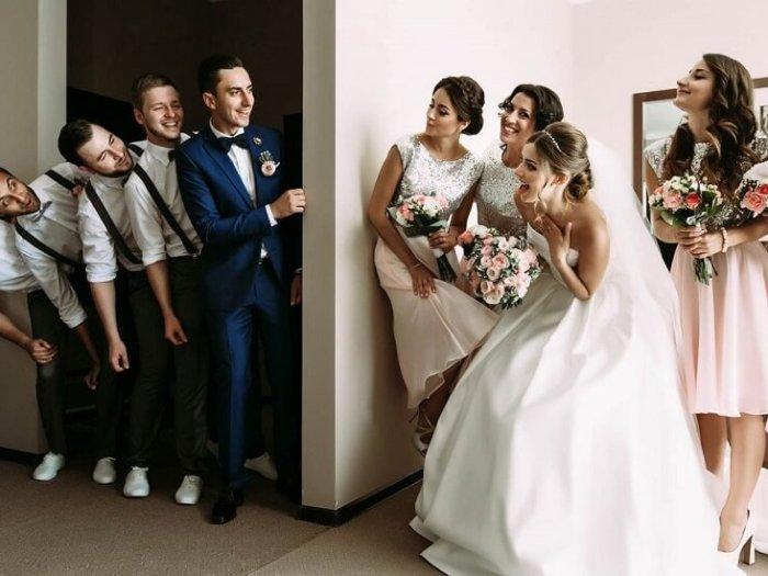 Свадебные обряды. Выкуп невесты