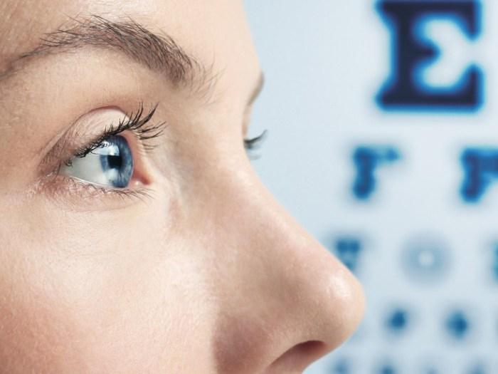 Как вернуть зрение пятилетней давности
