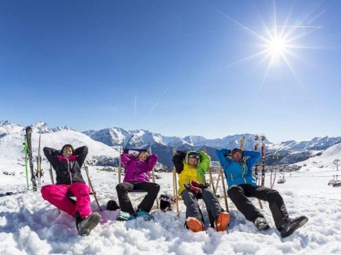 Рейтинг горнолыжных курортов