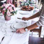 Как правильно сервировать праздничный стол