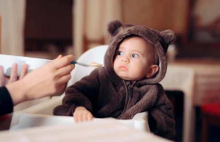 Причины отсутствия аппетита у ребенка