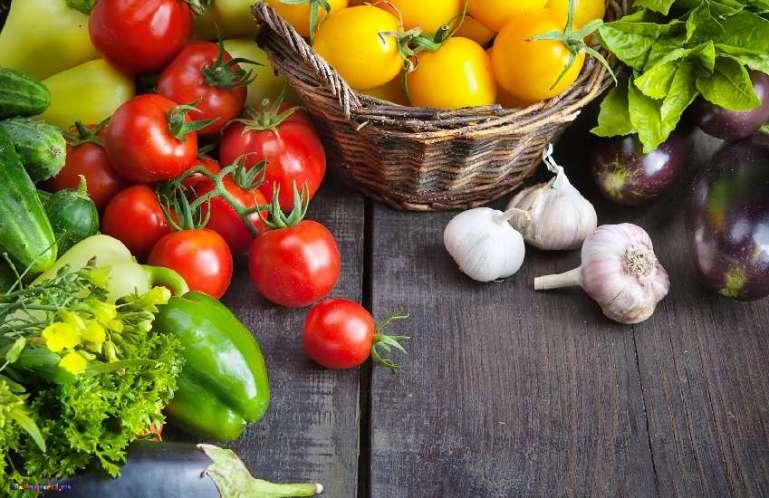 Овощи, овощи и еще раз овощи