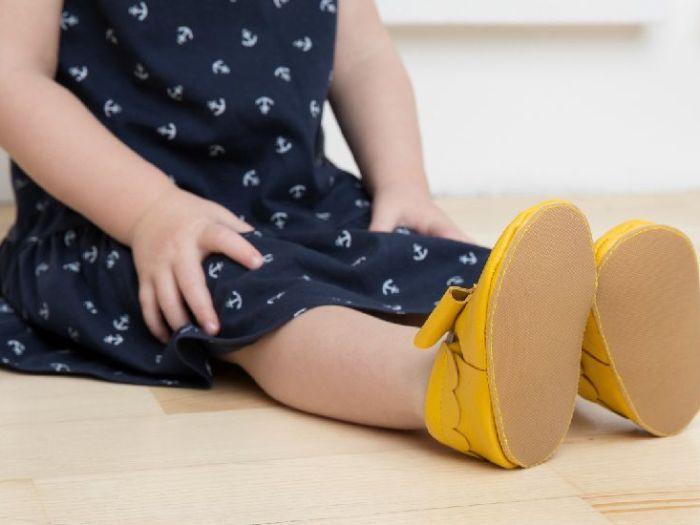 Какими должны быть комнатные тапочки для детей