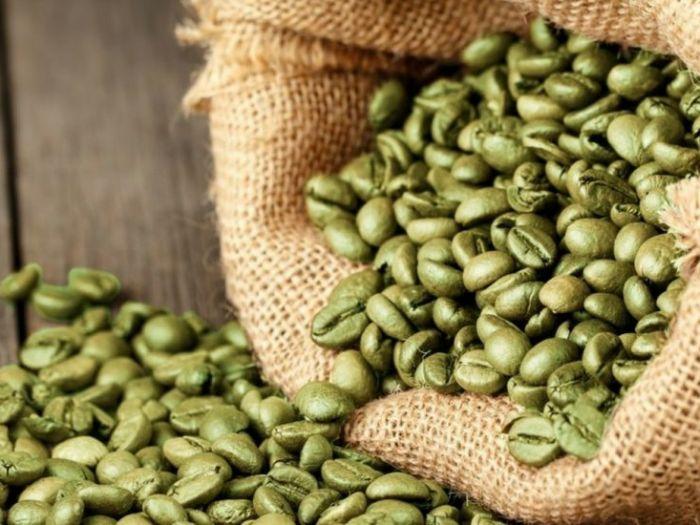 В чем польза зеленого кофе?