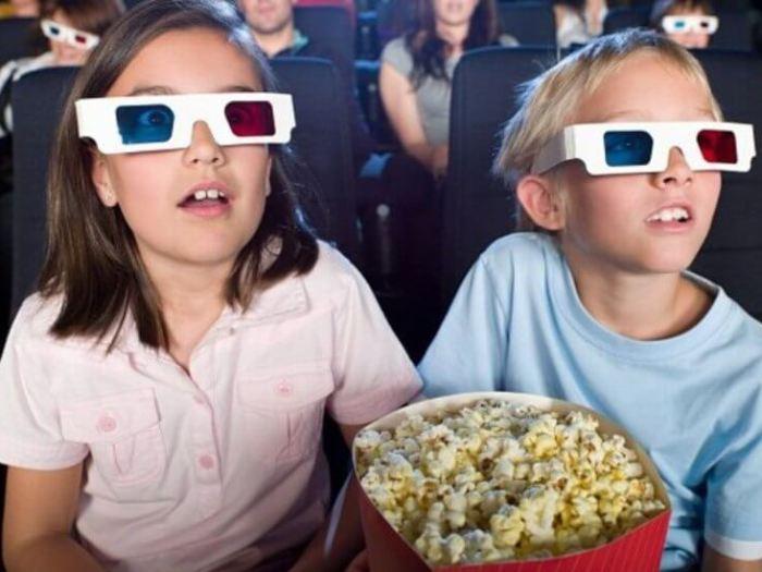 Вредны ли детям 3D-фильмы