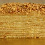 Торт Наполеон (классический рецепт)