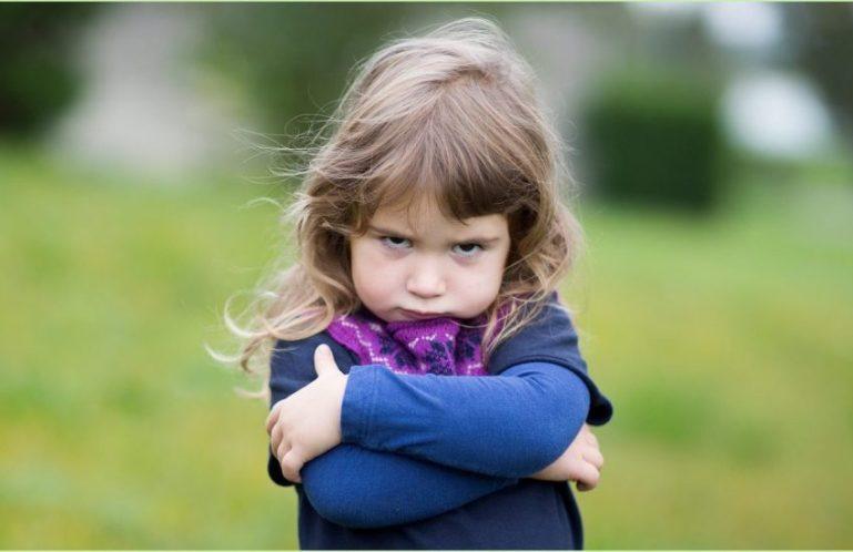 Как легко успокоить разгневанного или обиженного ребенка