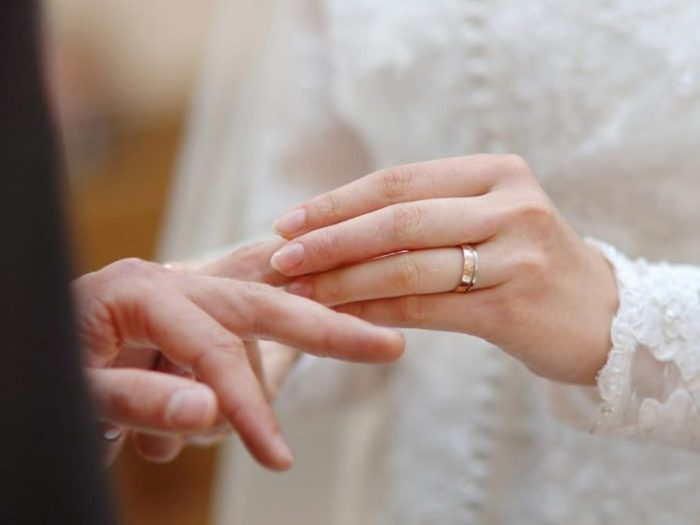 Почему мы носим обручальные кольца? Интересный факт!