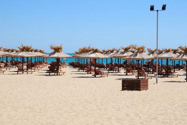 Целебные пески пляжей Анапы