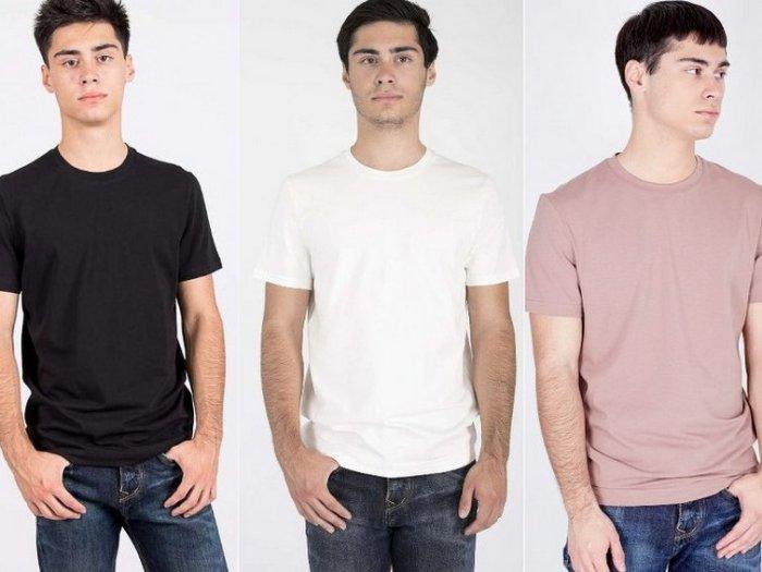 Стильные футболки в повседневной и офисной жизни