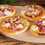 Мексиканские мини-пиццы