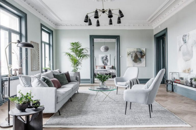 Как разнообразить интерьер любой комнаты?