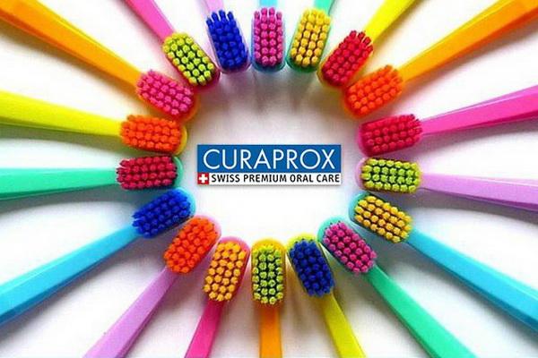 Продукция бренда Curaprox: история, популярная продукция