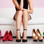 Как правильно подобрать обувь к платью?