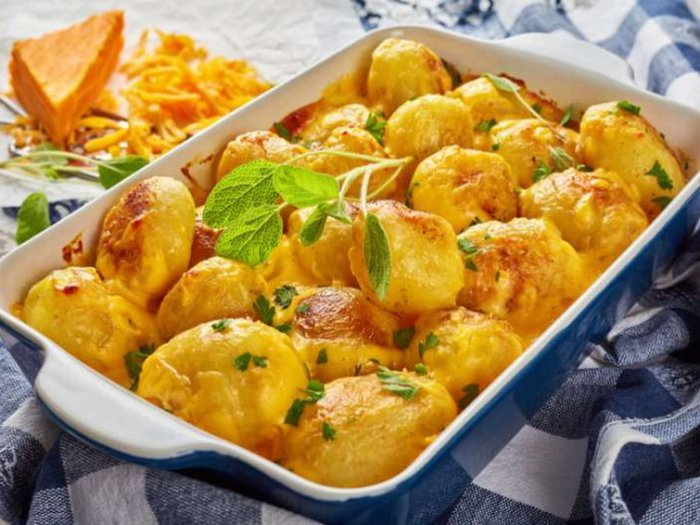 Картофель как легко превратить обычный гарнир в мечту гурмана