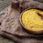 Рецепт питательной и простой в приготовлении каши булгур