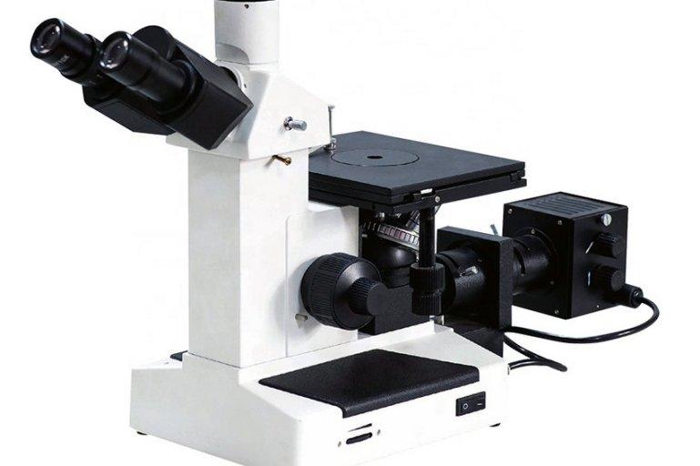 Инвертированные микроскопы для биологических и геологических исследований