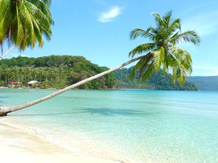 Остров Куд – место для водных развлечений в Таиланде